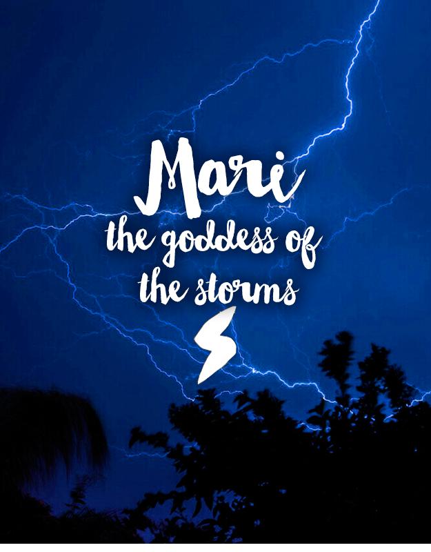 El poder de la Diosa Mari
